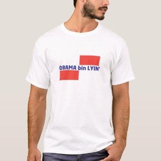 OBAMA-BIN-LYIN T-Shirt