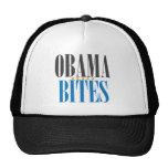 OBAMA BITES MESH HATS