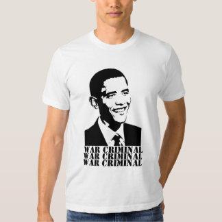 obama black and white, WAR CRIMINAL, WAR CRIMIN... Dresses