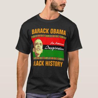 Obama Black History (2 Sided) T-Shirt
