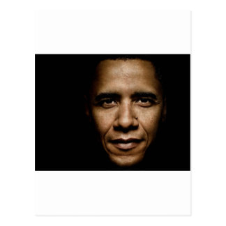 Obama-Black Postcard