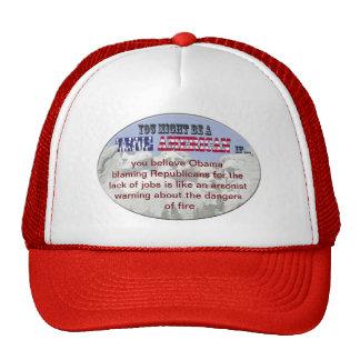 obama blaming republicans trucker hat