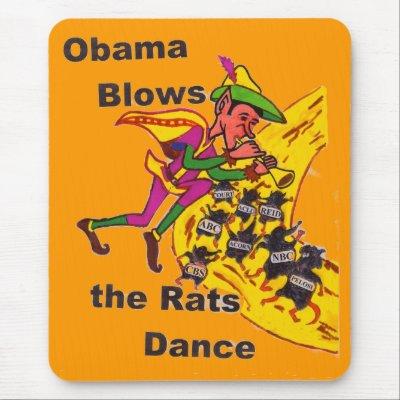 rats following obama