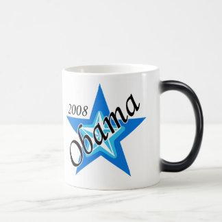 Obama Blue Star  Mug