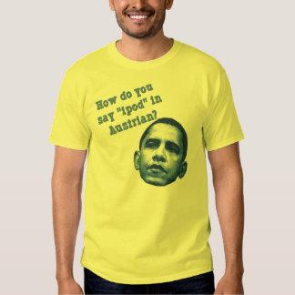 Obama Blunders T Shirt
