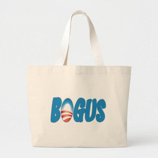 Obama: Bogus Bag