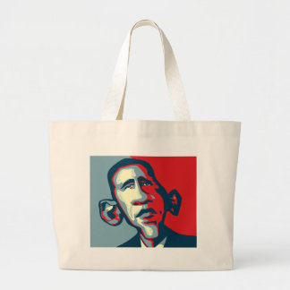 Obama Bolsa Tela Grande