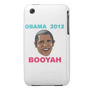¡Obama Booyah 2012! Caja de la casamata de la Case-Mate iPhone 3 Cobertura