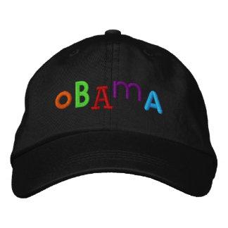 OBAMA bordó el gorra Gorras De Beisbol Bordadas