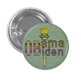 Obama botón de Biden pequeño Pin