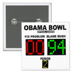Obama Bowl - Official Scoring Pins