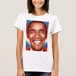 Obama Brick Wall T-Shirt