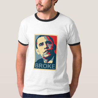 Obama: Broke Shirt