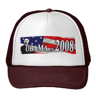 Obama_Bumper1 Trucker Hats