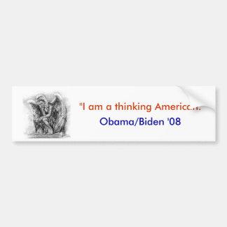 Obama Bumper Sticker