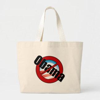 Obama Buster Large Tote Bag