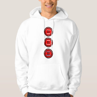 "Obama ""Button"" Hoodie"