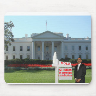 Obama Buys The House! Mouse Pad