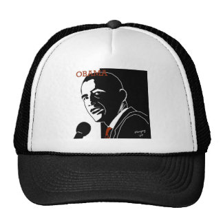 Obama by Norjay - 09 Trucker Hat