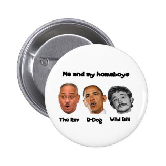 Obama Cabinet Pinback Button