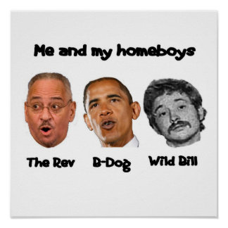 Obama Cabinet Posters