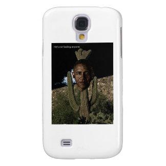 Obama Cactus Galaxy S4 Cover