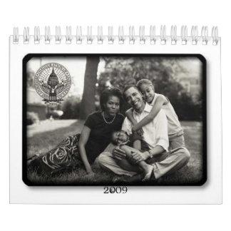 Obama calendar, 2010, 2011 calendar