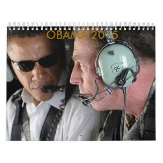 obama calendar 2015