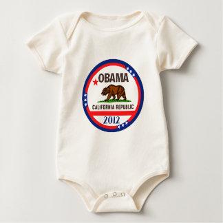 Obama California Baby Bodysuit