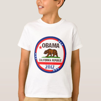 Obama California T-Shirt