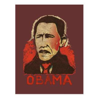 Obama - Cambio Postcard