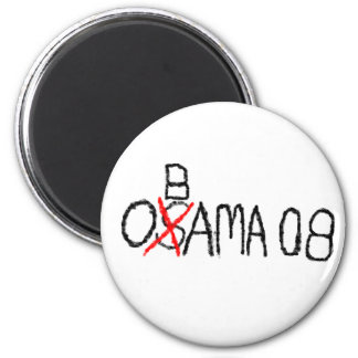 Obama Campai Refrigerator Magnets