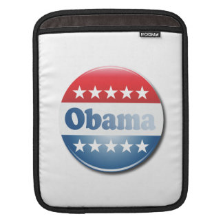OBAMA CAMPAIGN BUTTON -.png Sleeves For iPads