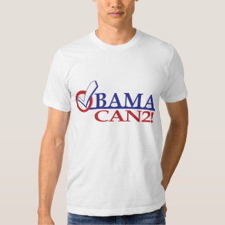 Obama Can2 2012 T-Shirt