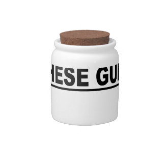 Obama Can't Ban These Guns T-Shirts.png Candy Jar