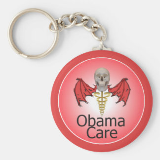OBAMA CARE Keychain