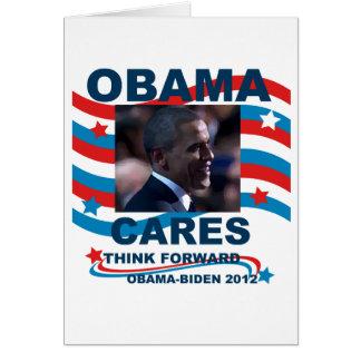 Obama Cares Card
