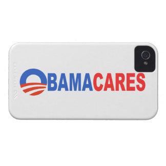 Obama cares Case-Mate iPhone 4 case