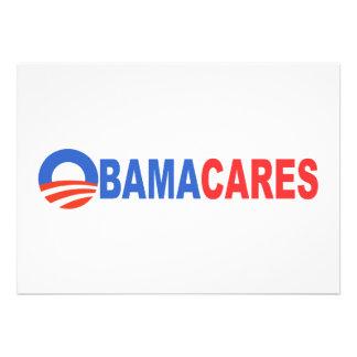 Obama Cares Invites