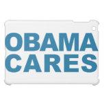 Obama Cares iPad Mini Cases