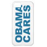 Obama Cares iPhone 5C Cover