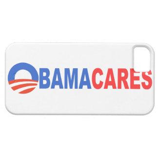 Obama cares iPhone SE/5/5s case