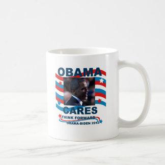 Obama Cares Mugs