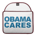 Obama Cares Sleeves For MacBook Pro