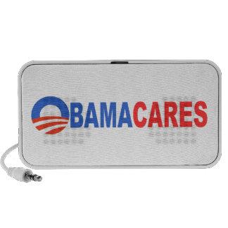 Obama cares portable speakers