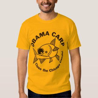 Obama Carp T-shirts