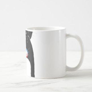 Obama Cat Coffee Mug
