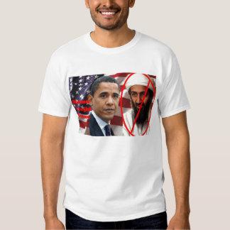 Obama Caught Osama T Shirt