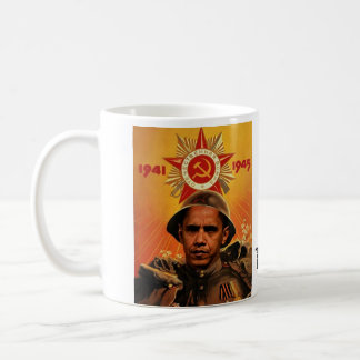 obama-cccp, TheMoveRight.com Coffee Mug