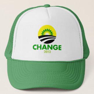 Obama Change 2012 Hat